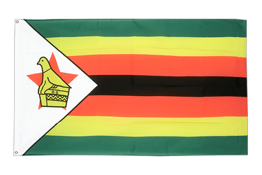 Zimbabwe 2x3 ft Flag