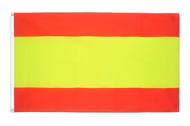 Spain without crest 2x3 ft Flag