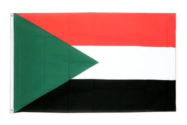 Sudan 2x3 ft Flag