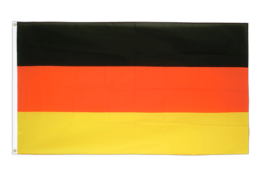 Germany 5x8 ft Flag