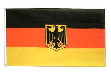 Germany Dienstflagge 5x8 ft Flag