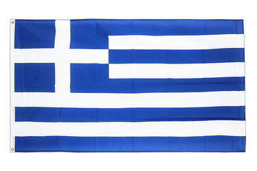 Greece 5x8 ft Flag