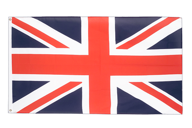 Great Britain 5x8 ft Flag