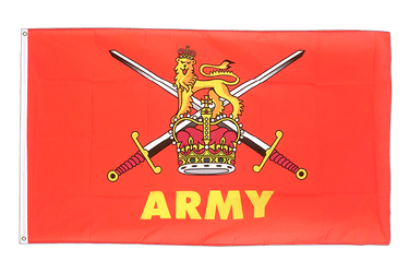 British Army 5x8 ft Flag