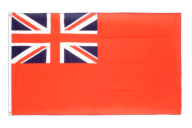 Grand drapeau Red Ensign - 150 x 250 cm