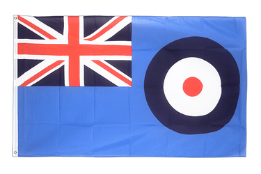 Grand drapeau Royal Air Force 150 x 250 cm