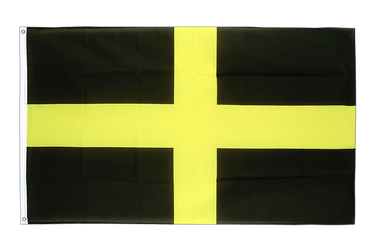 Grand drapeau Saint David (St. David) 150 x 250 cm