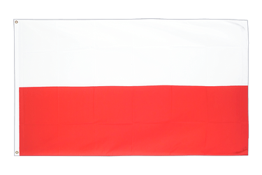 Poland - 5x8 ft Flag
