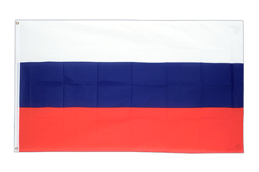 Russia 5x8 ft Flag