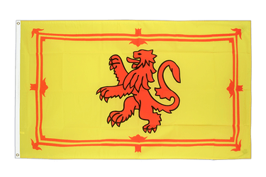 Grand drapeau Ecosse Royal - 150 x 250 cm