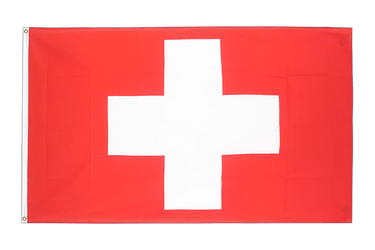 Switzerland 5x8 ft Flag