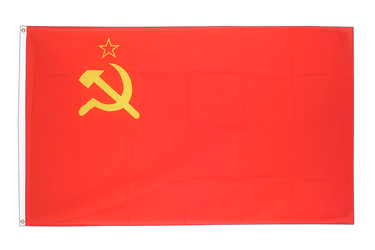 USSR Soviet Union 5x8 ft Flag