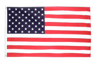 USA Grand drapeau 150 x 250 cm
