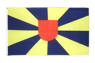 West Flanders 3x5 ft Flag