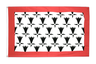 Limousin - 3x5 ft Flag