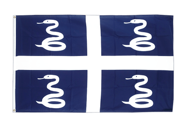 Martinique 3x5 ft Flag