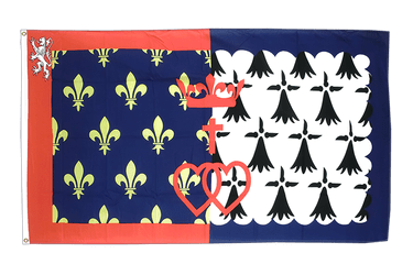 Pay de la Loire 3x5 ft Flag