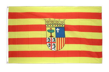 Aragon 3x5 ft Flag