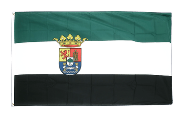 Extremadura 3x5 ft Flag