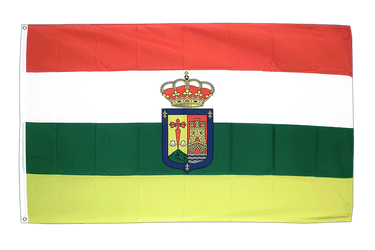 La Rioja 3x5 ft Flag