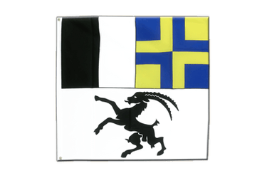 Grisons - 3x3 ft Flag