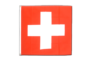 Switzerland 4x4 ft Flag