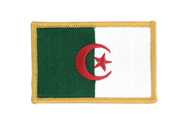 Algeria Flag Patch