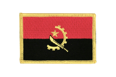 Angola Flag Patch