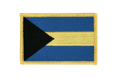 Bahamas Flag Patch