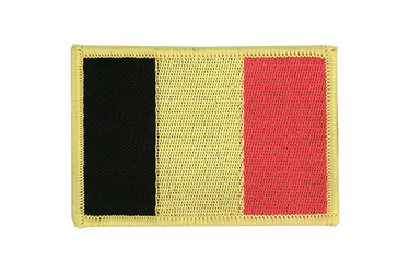 Belgium Flag Patch