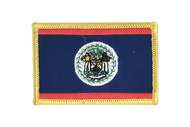 Belize Flag Patch