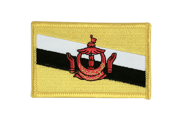 Brunei Flag Patch