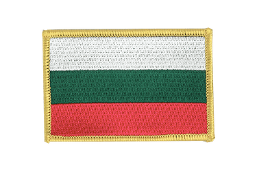 Bulgaria - Flag Patch