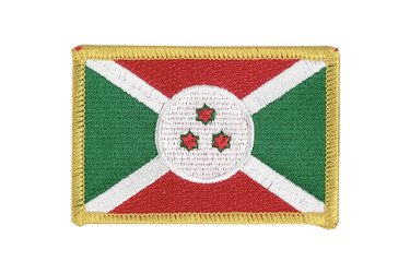 Burundi Flag Patch