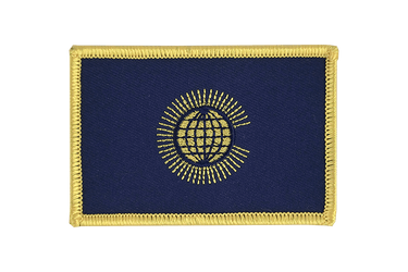 Commonwealth Flag Patch