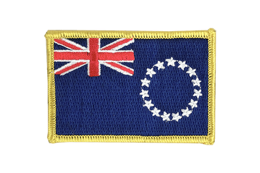 Cook Islands Flag Patch
