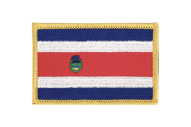 Costa Rica Flag Patch