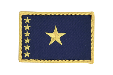 Democratic Republic of the Congo old Flag Patch