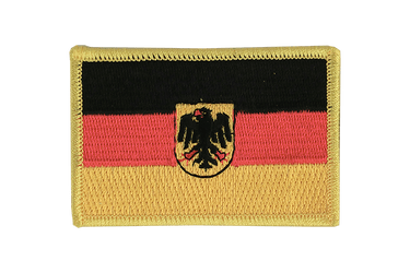 Germany Dienstflagge Flag Patch