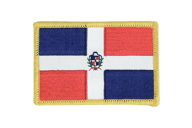 Dominican Republic - Flag Patch