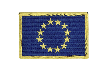 European Union EU Flag Patch