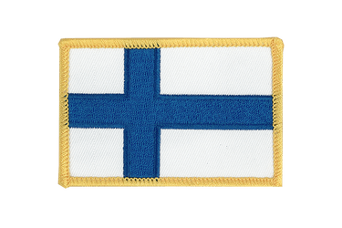 Finland Flag Patch