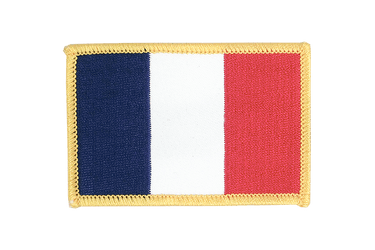 France - Flag Patch