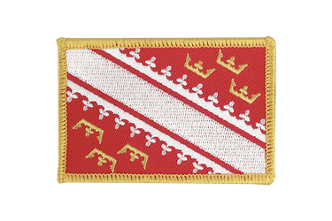 Alsace Flag Patch