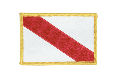 Strasbourg Flag Patch
