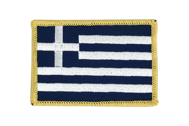 Greece Flag Patch