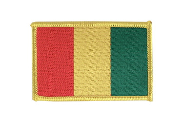 Guinea Flag Patch