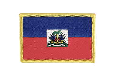 Haiti Flag Patch
