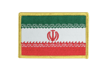 Iran Flag Patch