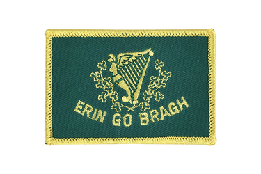 Erin Go Bragh Flag Patch
